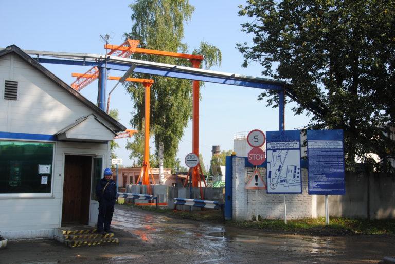 Совместные тактико-специальные учения на Невьянской нефтебазе ОАО «Газпромнефть-Урал»