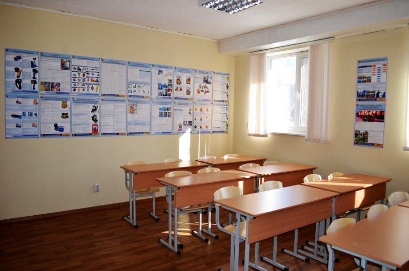 Открытие Уральского образовательного центра