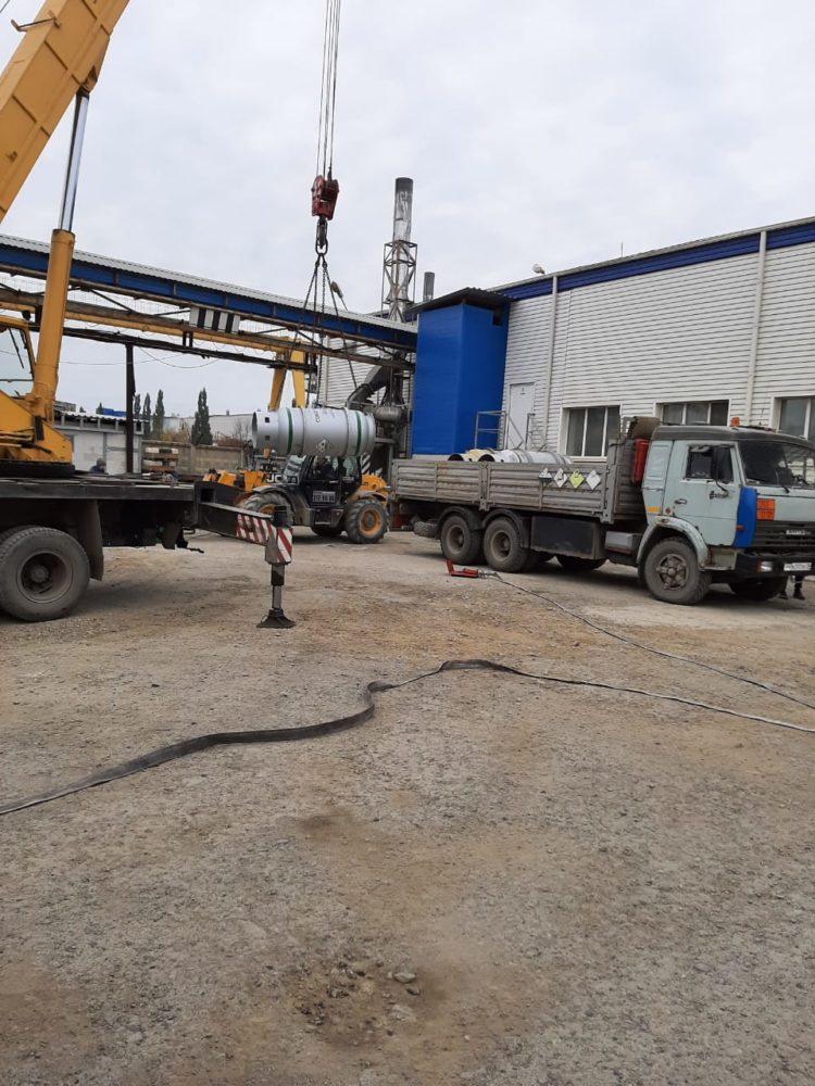 Обеспечение безопасности при погрузочно-разгрузочных работах на ОПО в г. Екатеринбурге